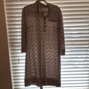 Donna Morgan Dress with Tie String